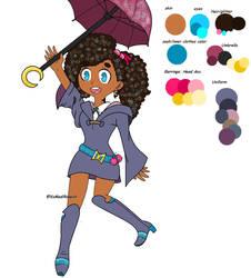 Roxanne (Roxi) Tuft LWA OC by XxMadiRosexX