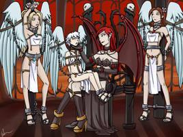 Slaves of Hissy by SozokuReed