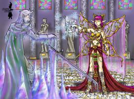 Fury of the Elf Queen by SozokuReed