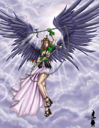 Seraphim by SozokuReed