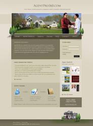 agentpro360 website design by neweradesign