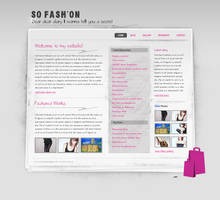 So Fash'on by neweradesign