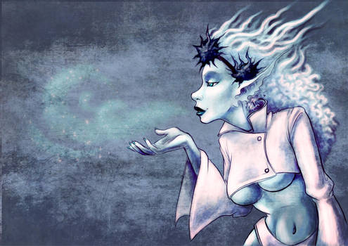 Snow Queen by Raenyras