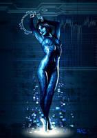 Cortana by Raenyras