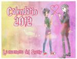 Calendario 2012 Snarry by dealizardi7