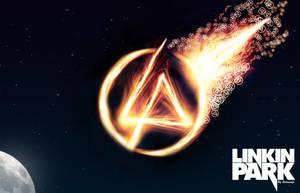 Linkin Park Logo Wallpaper by salmanlp