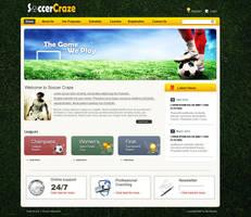 soccer craze by salmanlp