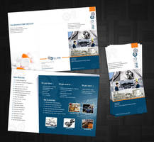 Brochure design by salmanlp