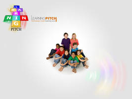 Learning Pitch logo by salmanlp