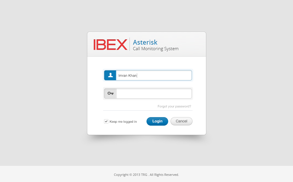 Login Page Design by salmanlp