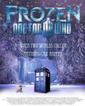 Frozen Doctor Who by BlueprintPredator