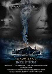 The Shawshank Inception by BlueprintPredator