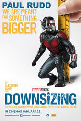 Marvel's Downsizing by BlueprintPredator