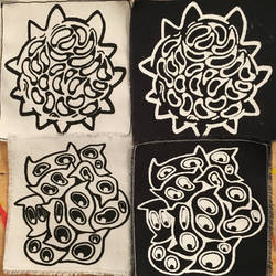 Brand New Patches For Sale! by TECHNlCOLOUR