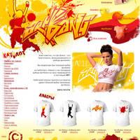 Internet-shop 'Art Bang' by Inshader
