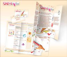 Information portal 'Salsa-Info by Inshader