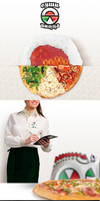 Cafe Sushi and Pizza by Inshader