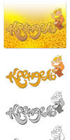 The Knot-shaped biscuit by Inshader
