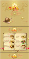 Restaurant 'Dirhem' by Inshader