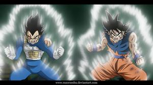 Dragon Ball Super Manga 26 - Saiyan Beyond God? by razorzeshu