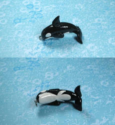Charms: Orca by okapirose