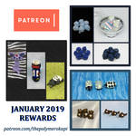January 2019 Patreon Rewards by okapirose