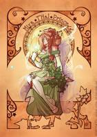 T'hal Princess by Miladymorigane