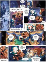 Les Legendaires Parodia t2 La Belfe et la Bete by Miladymorigane