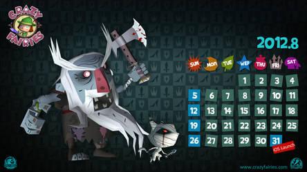 Crazy Fairies Calendar by SpicyHorseOfficial