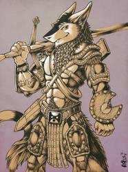 Sir Sergal by Boneitis
