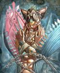 Caged Anima (SFW) by Boneitis