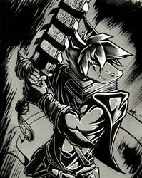 Batter Up! by Boneitis