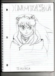 InuYasha by soldiergurl