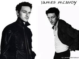 james mcavoy wallpaper by peregrintuk007