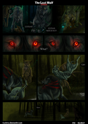 The Last Wolf page 31 by CasArtss