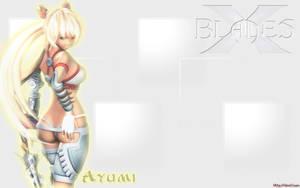 X Blades Ayumi Cosplay X Blades Ayumi ...