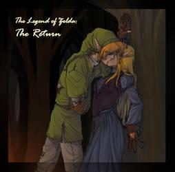 Legend of Zelda: The Return by Luna-Kitsune-Blu