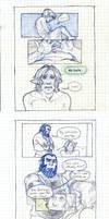 LoZ: The Return pages 9-12 by Luna-Kitsune-Blu