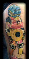 Kandy man by state-of-art-tattoo