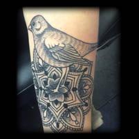 Mandala by state-of-art-tattoo