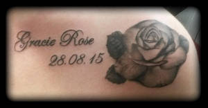 Gracie by state-of-art-tattoo