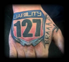 Braaap by state-of-art-tattoo