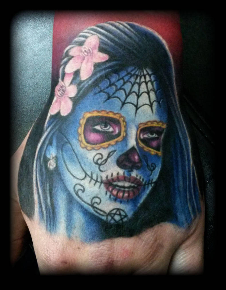 Dotd by state-of-art-tattoo