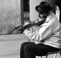 Street music by korzar