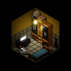 His Room by Lockaido