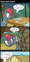 Sweet Apple Fritters by MrBastoff