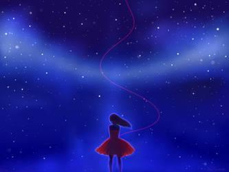 the string of fate by mewtamara