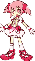 Puyo Puyo Style: Madoka Magica by ScarletDestiney