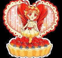 Berry Tart by ScarletDestiney