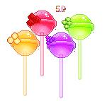 Rare Fruit Pops by ScarletDestiney